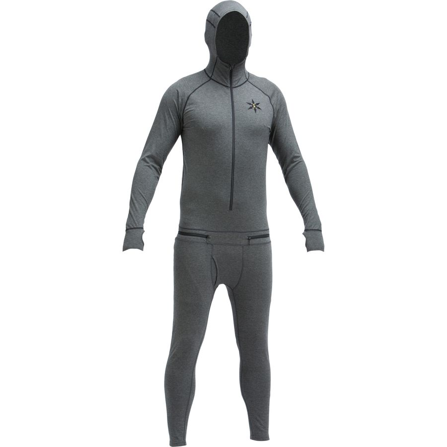 Airblaster Merino Wool Ninja Suit - Men's | Backcountry.com