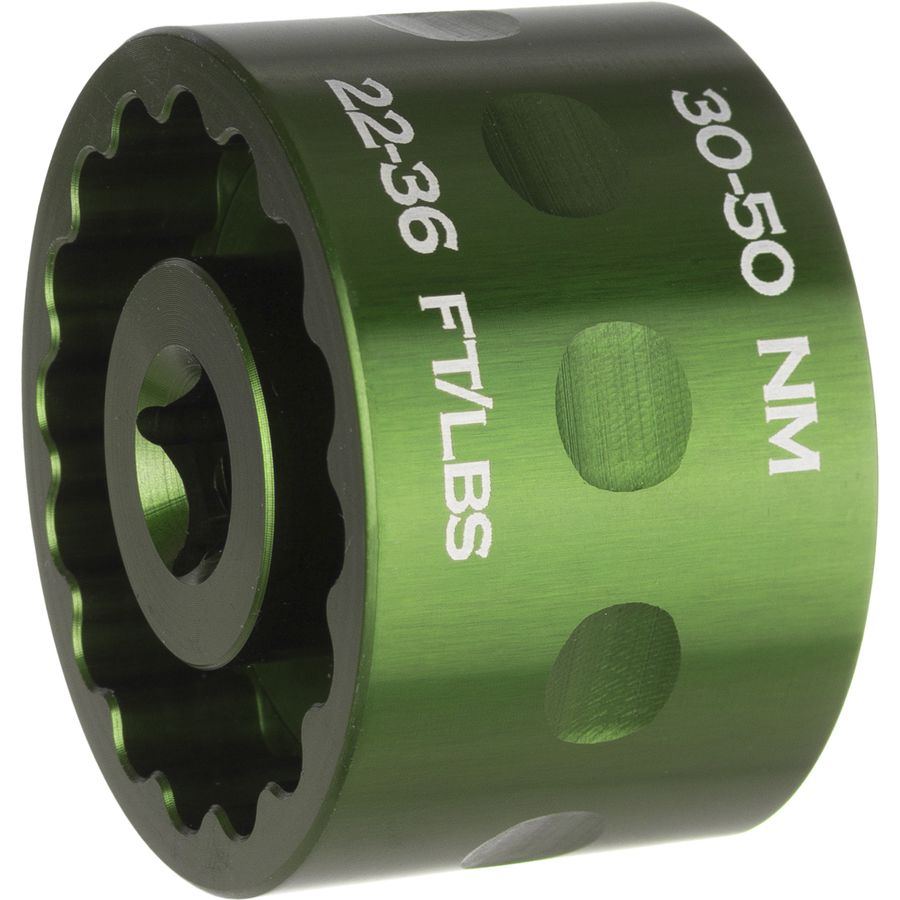 Abbey Bike Tools Bottom Bracket Socket - Dual Sided Dura Ace & Ultegra