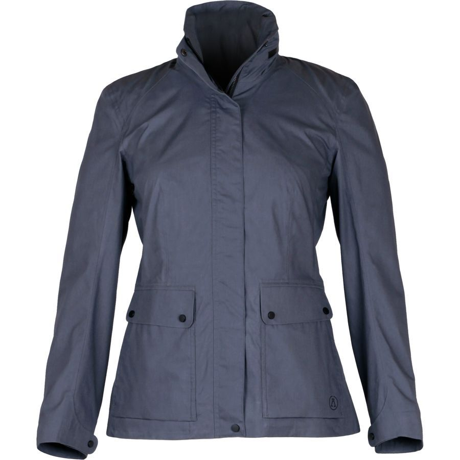 Womens waxed jacket