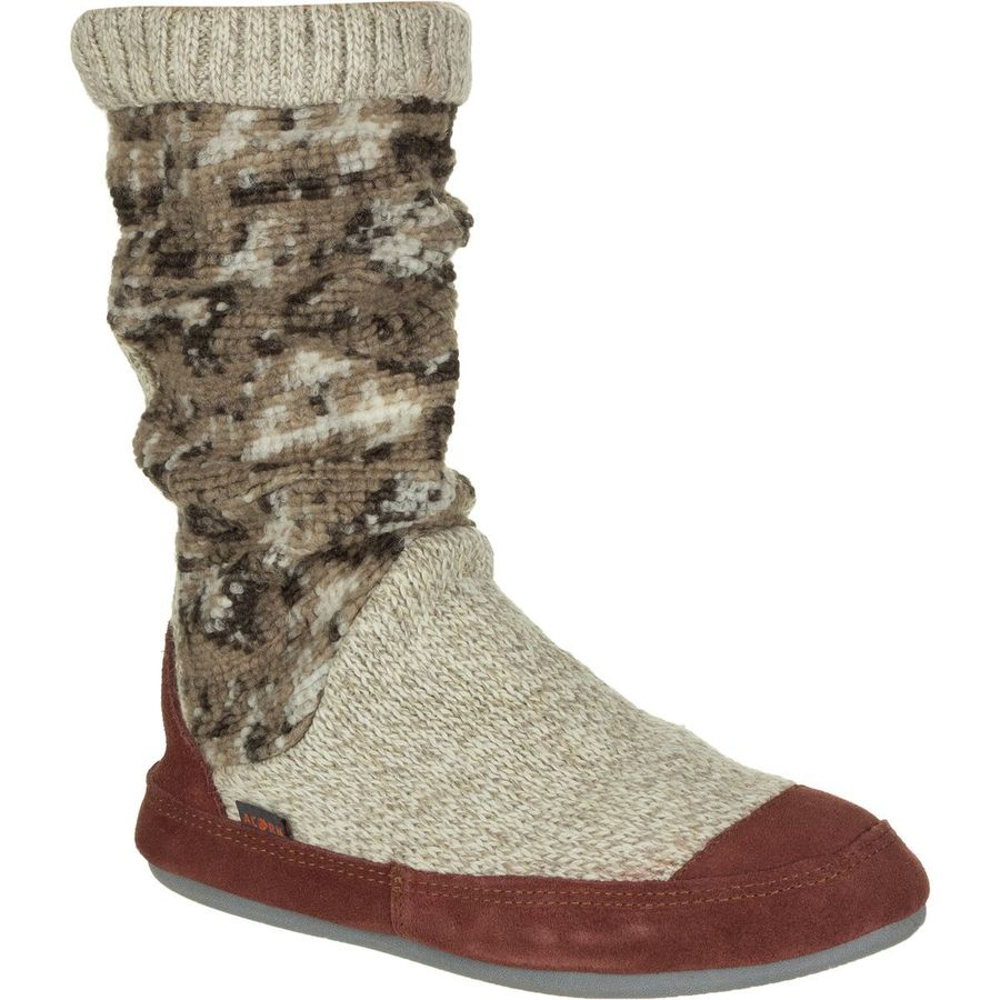 Acorn Slouch Boot - Womens
