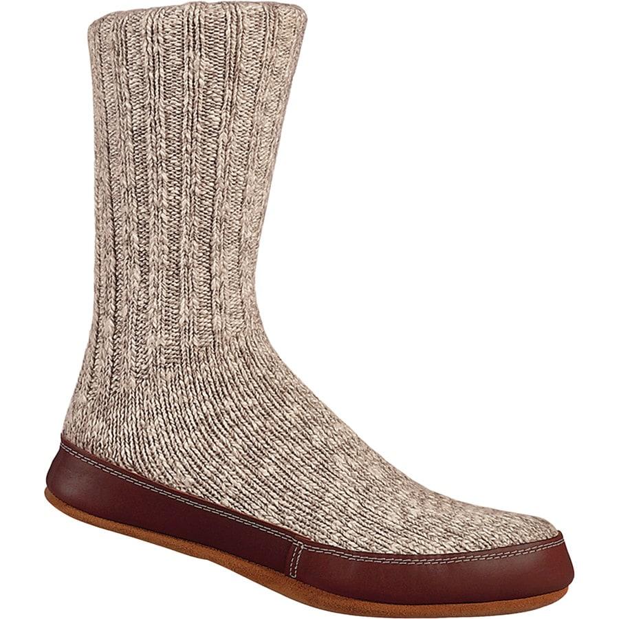 Acorn Slipper Sock - Menu0026#39;s