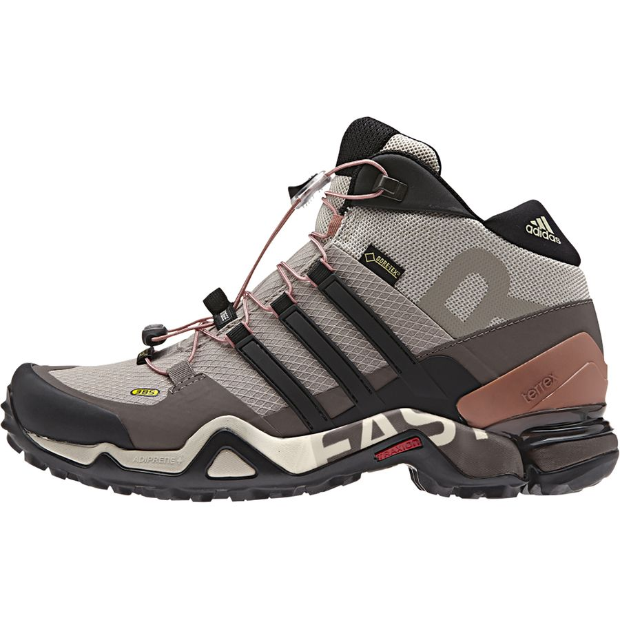 Adidas Outdoor Terrex Fast R Mid GTX Hiking Boot - Womens