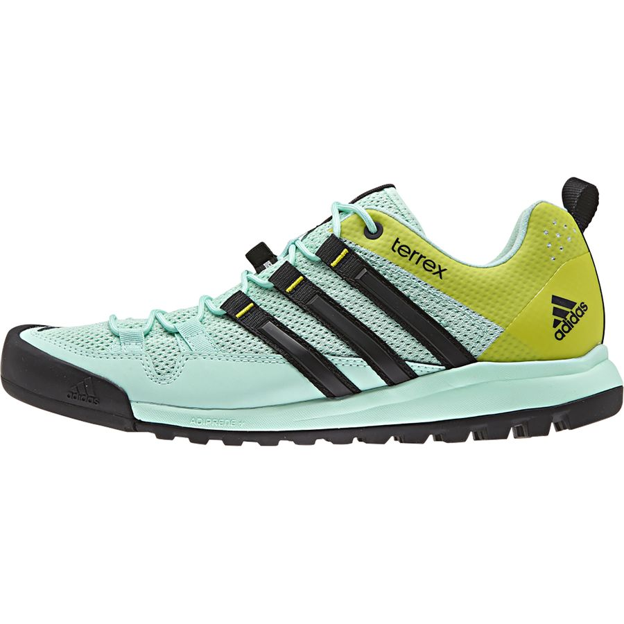 Adidas Outdoor Terrex Solo Approach Shoe - Womens