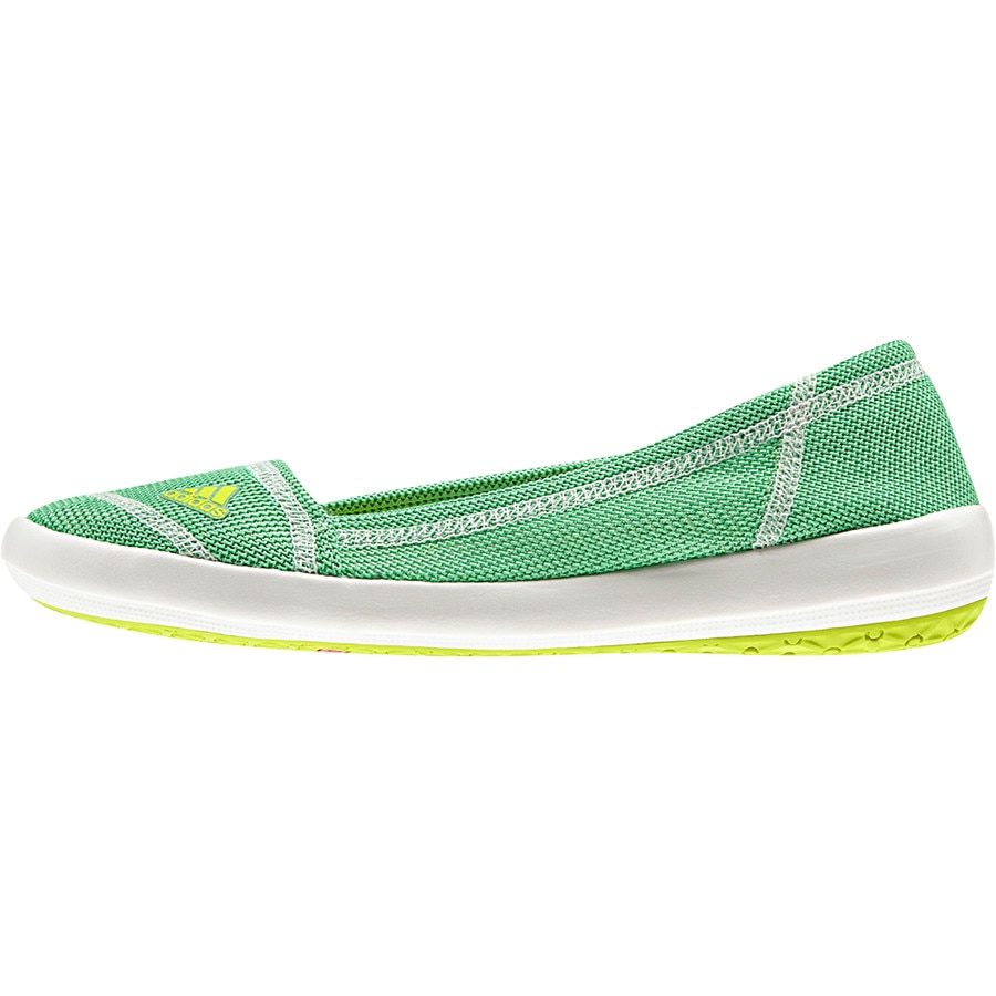 Adidas Outdoor Boat Slip-On Sleek Water Shoe - Womens