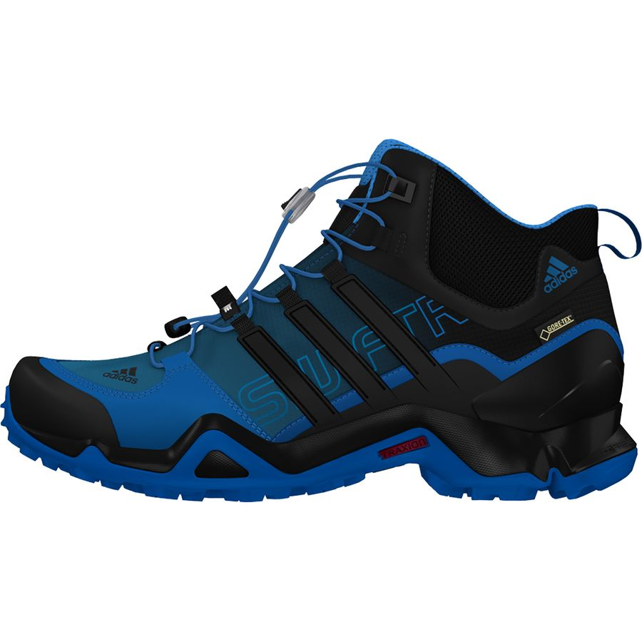 Adidas Outdoor Terrex Swift R Mid GTX Hiking Shoe - Mens
