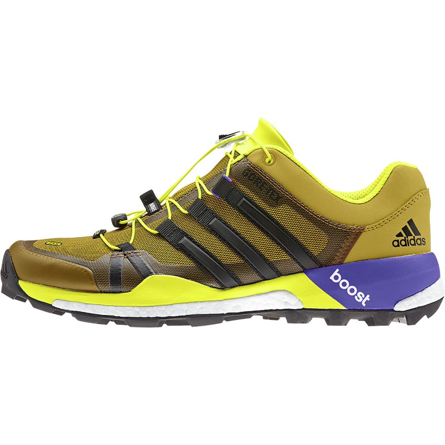 adidas outdoor terrex boost gtx trail running shoe men 39 s. Black Bedroom Furniture Sets. Home Design Ideas