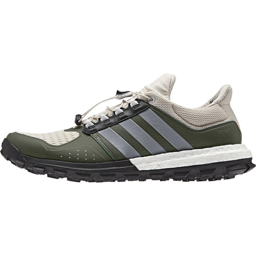 Adidas Raven Boost Running Shoe - Mens