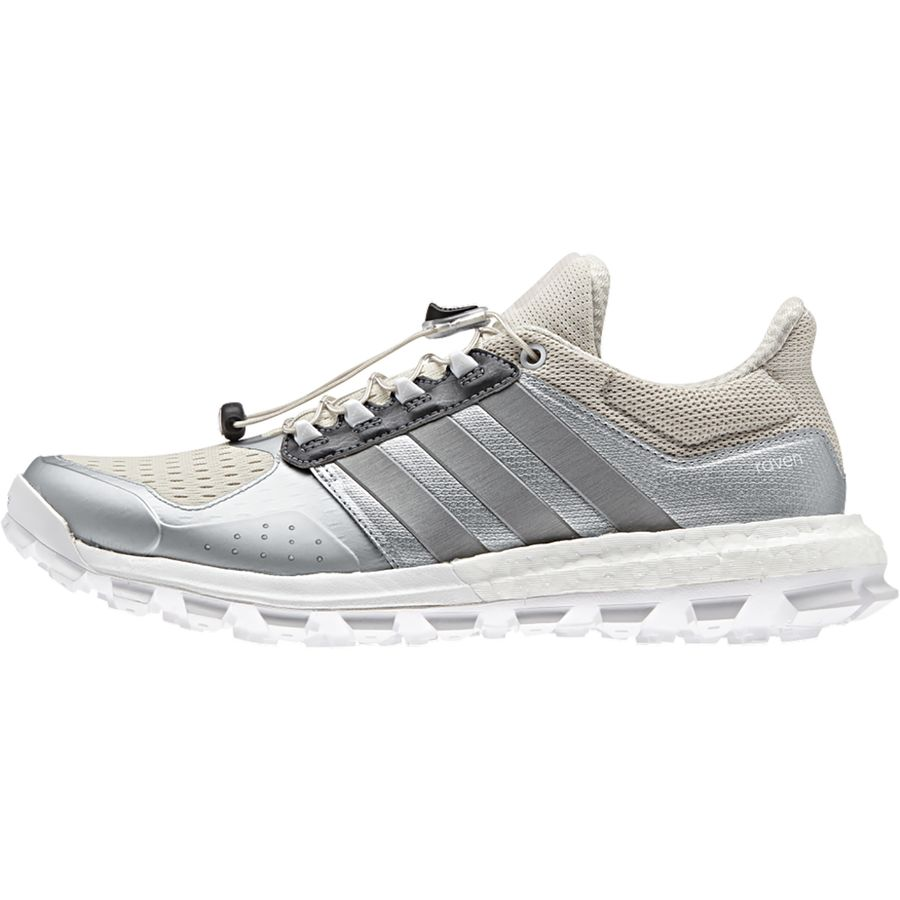 Adidas Raven Boost Running Shoe - Womens