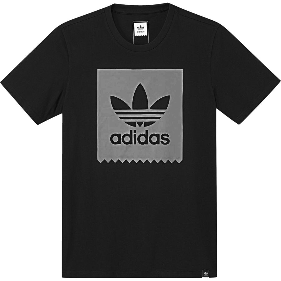 Adidas Blackbird Logo Fill T-Shirt - Mens