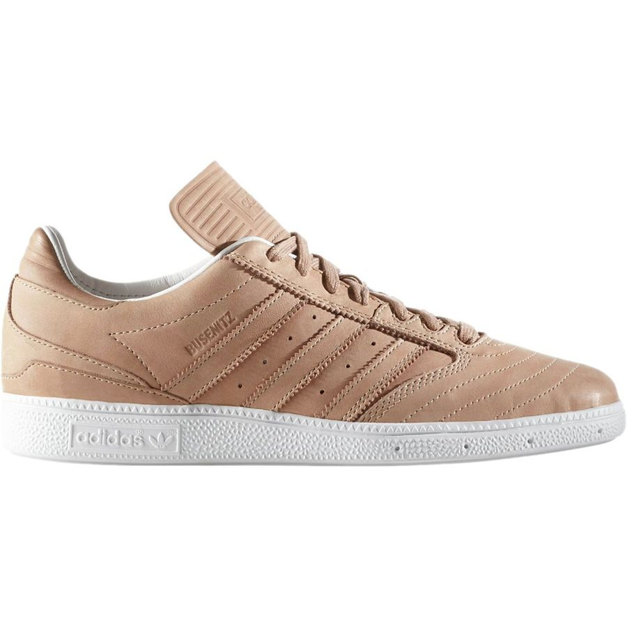 Adidas Limited Edition Busenitz Veg Tan Leather Shoe - Mens
