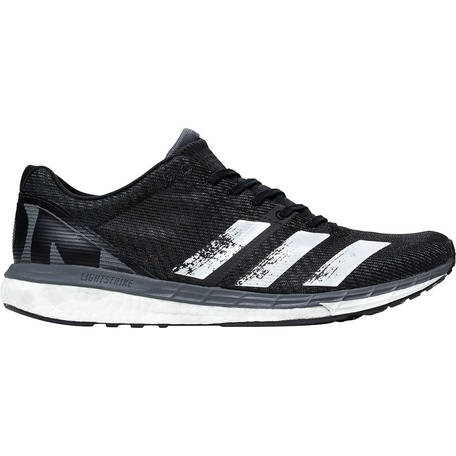 Adidas Adizero Boston 8 Running Shoe - Mens