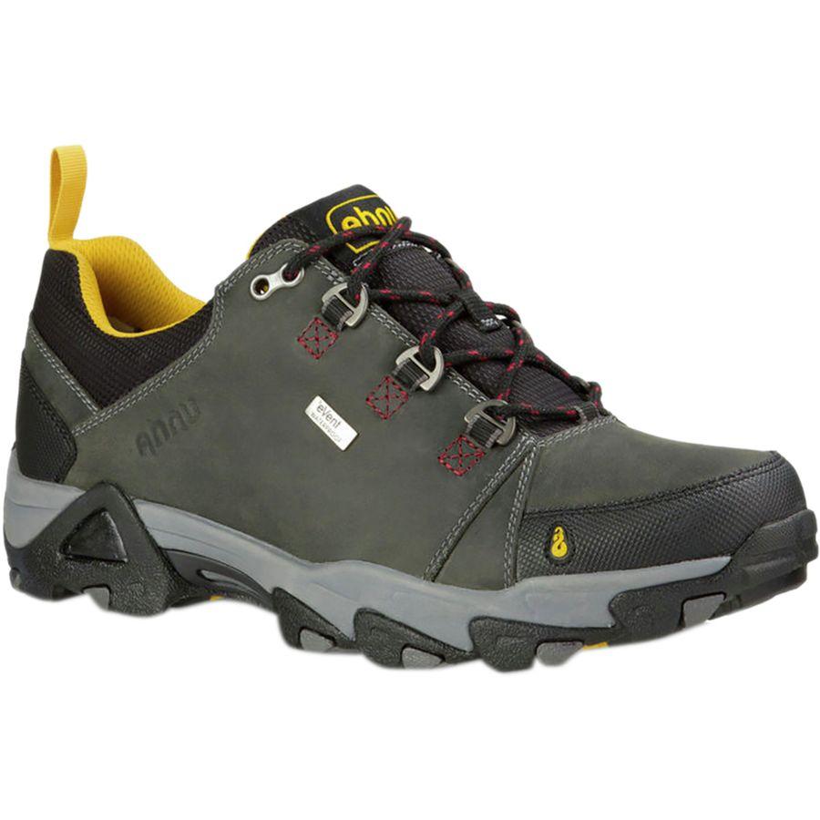 Ahnu Coburn Low Waterproof Hiking Shoe - Mens