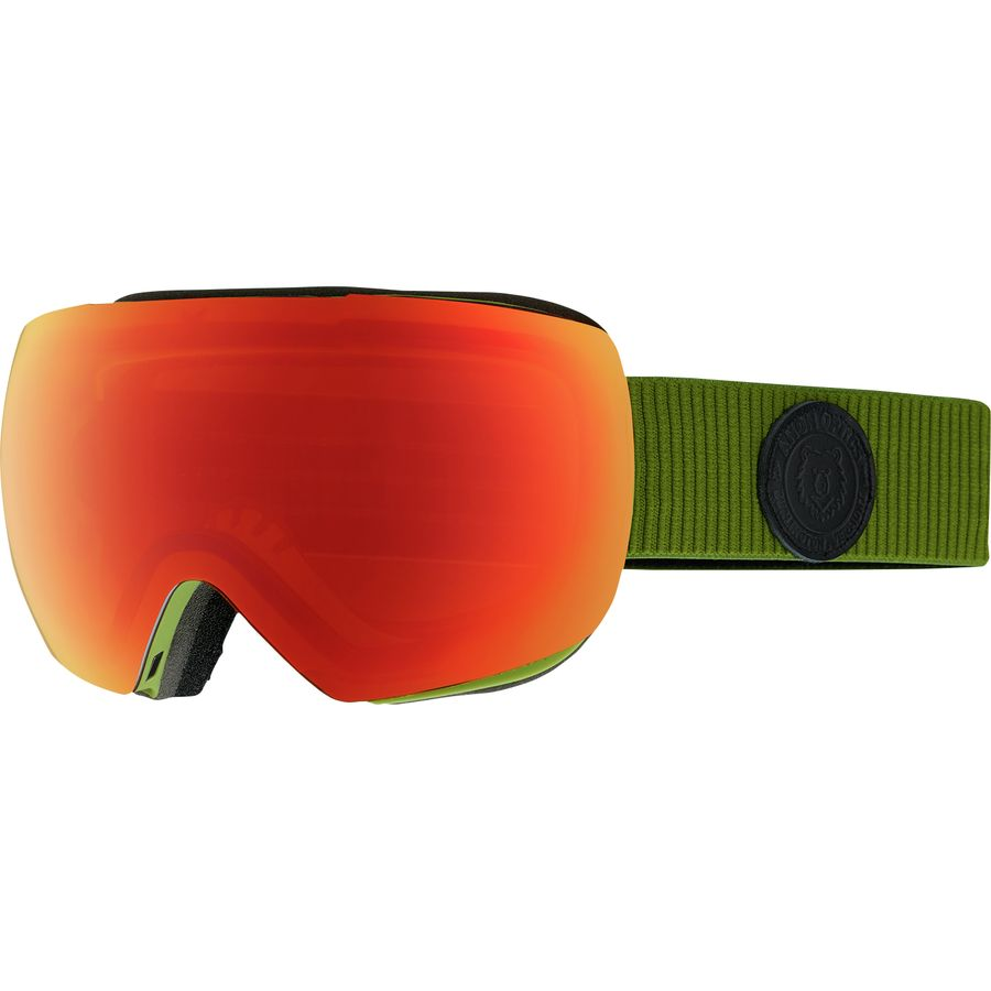 Anon Mig Mfi Asian Fit Goggles Men S Backcountry Com
