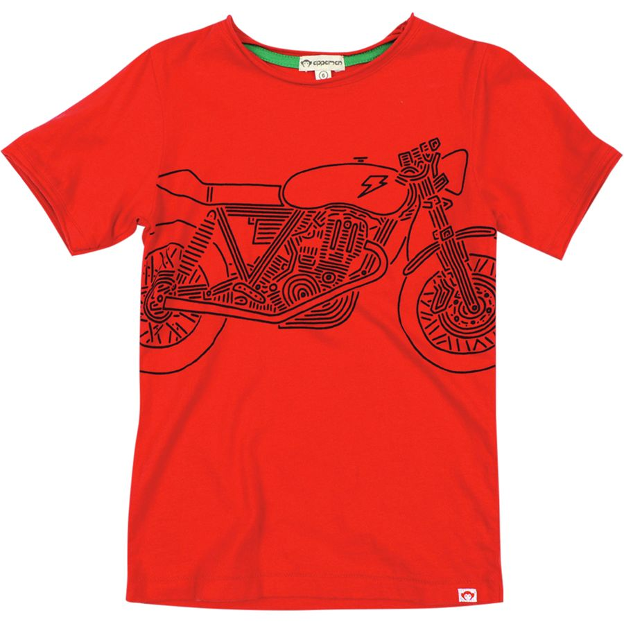 Appaman Shazam Bike Graphic T Shirt Boys 39