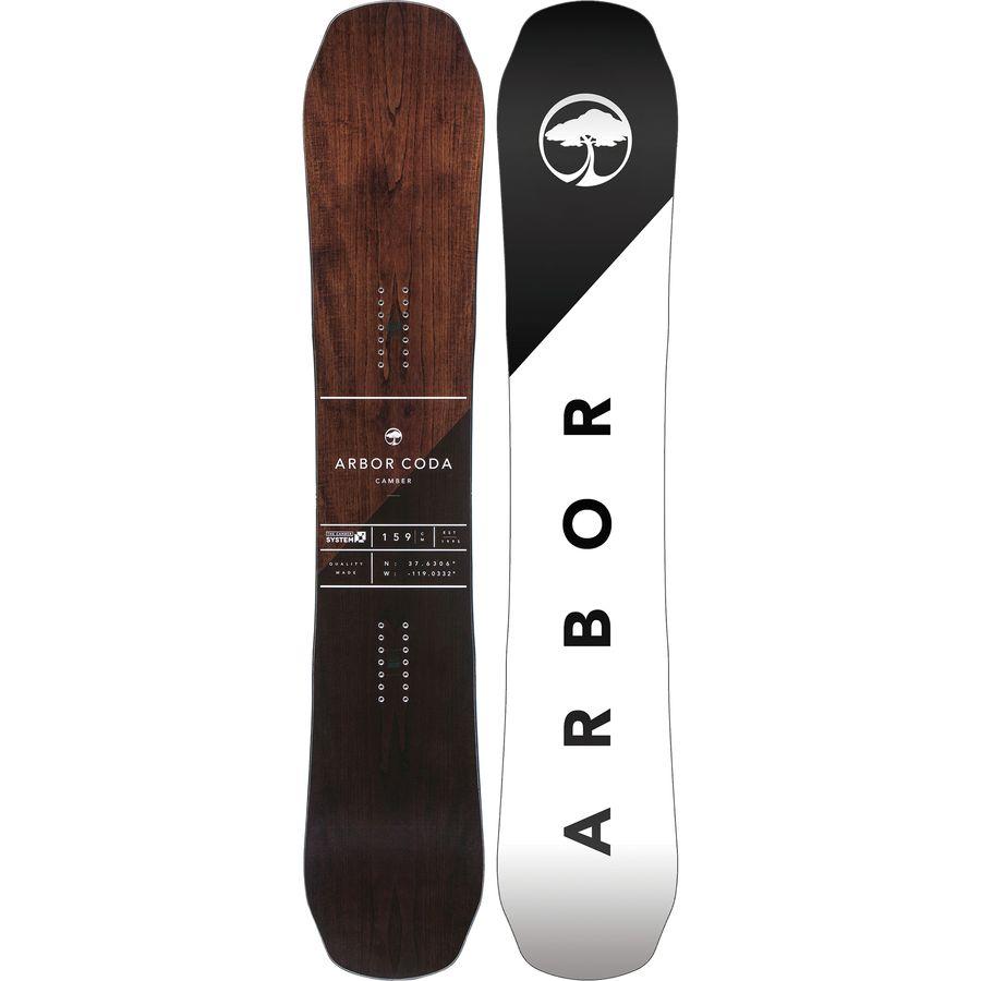 Arbor Coda System Camber Snowboard