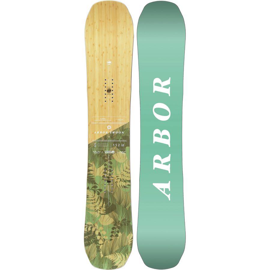 Arbor Swoon System Rocker Snowboard - Women's