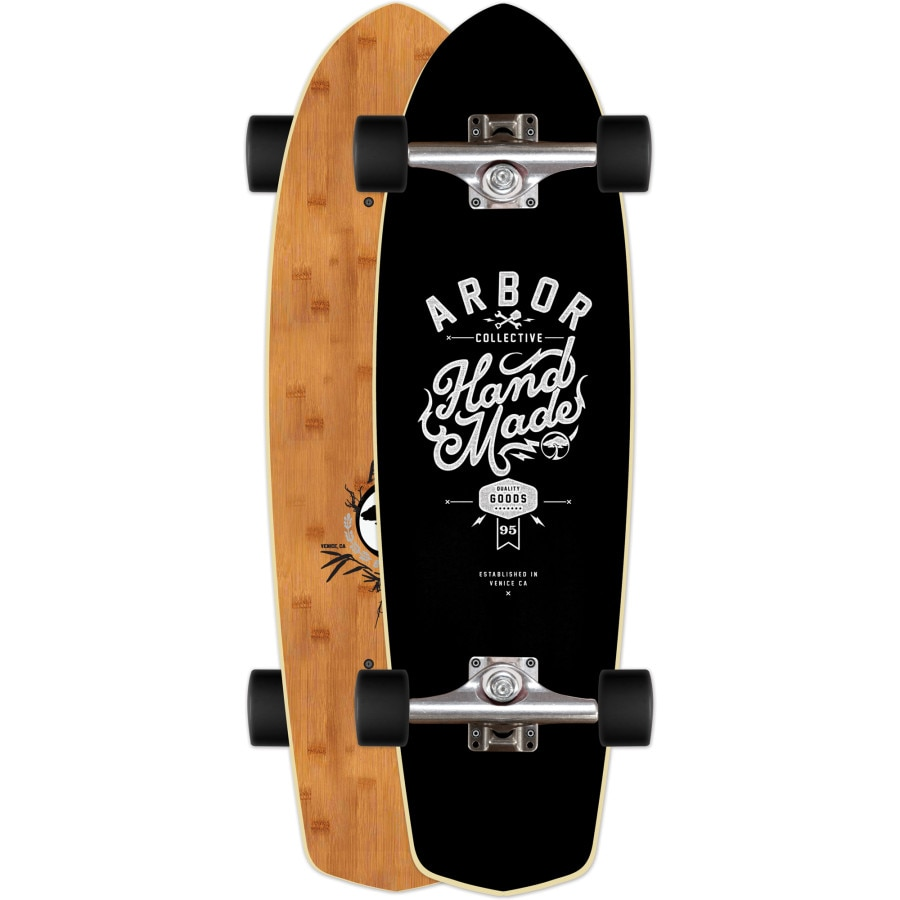 Arbor Pocket Rocket Bamboo Cruiser