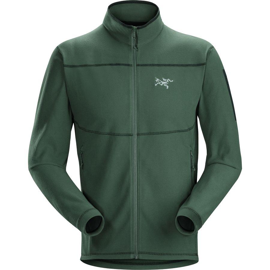 Arc Teryx Delta Lt Fleece Jacket Men S Backcountry Com
