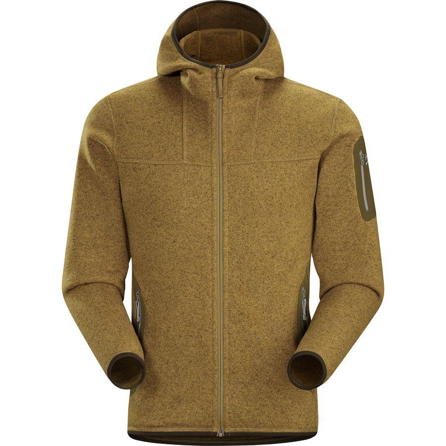 Arcteryx Covert Hooded Fleece Jacket - Mens