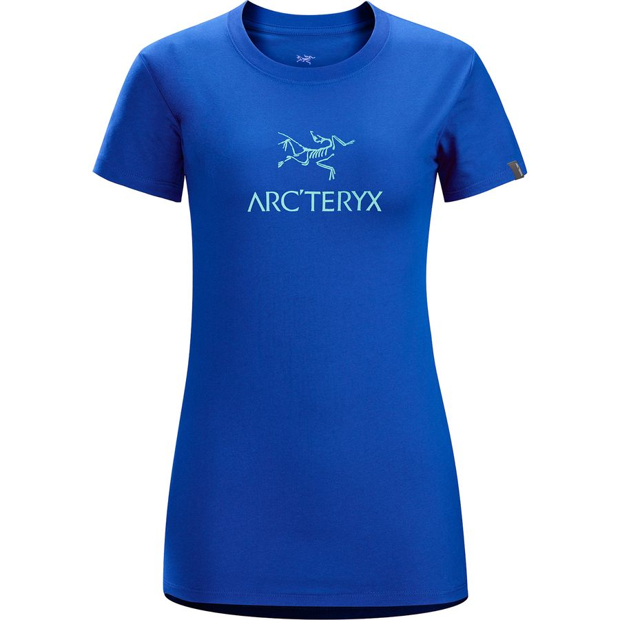 Arc 39 teryx arc 39 word t shirt women 39 s for Arcteryx arc word t shirt