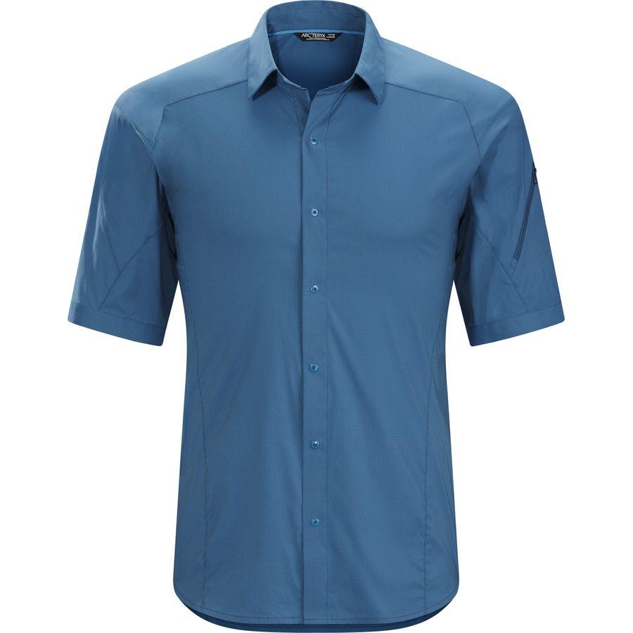 Arcteryx Elaho Shirt - Short-Sleeve - Mens