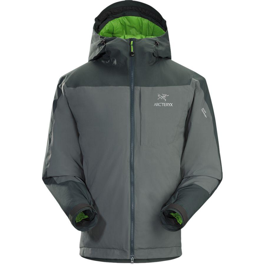 Arcteryx Kappa Hooded Insulated Jacket - Mens