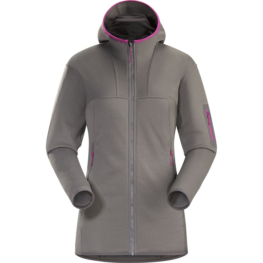 Arcteryx Fortrez Hooded Fleece Jacket - Womens