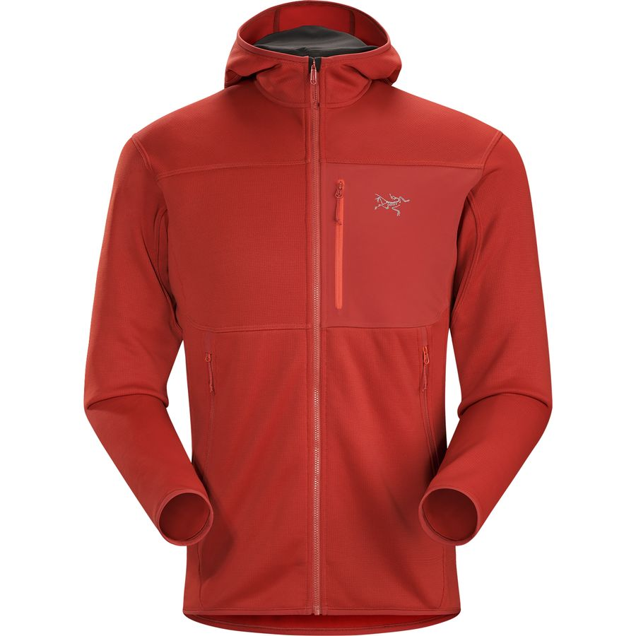 Arc Teryx Fortrez Hooded Fleece Jacket Men S