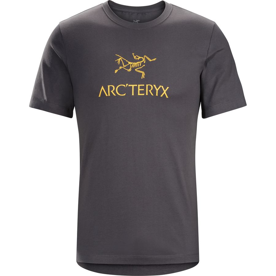 Arc 39 teryx arc 39 word hw t shirt men 39 s for Arcteryx arc word t shirt