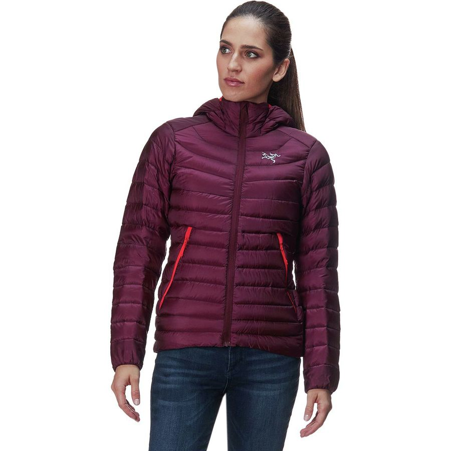 Cerium Lt Hooded Down Jacket   Women's by Arc'teryx