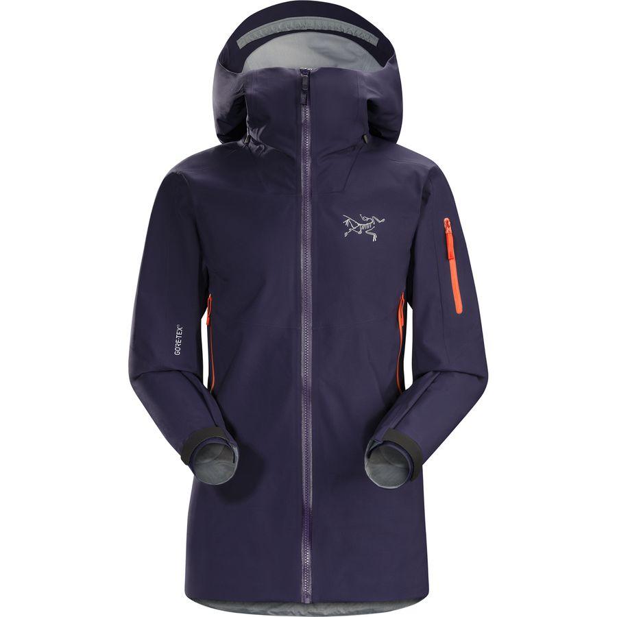 Arcteryx womens ski jacket