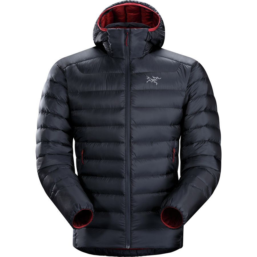 Arc Teryx Cerium Lt Hooded Down Jacket Men S