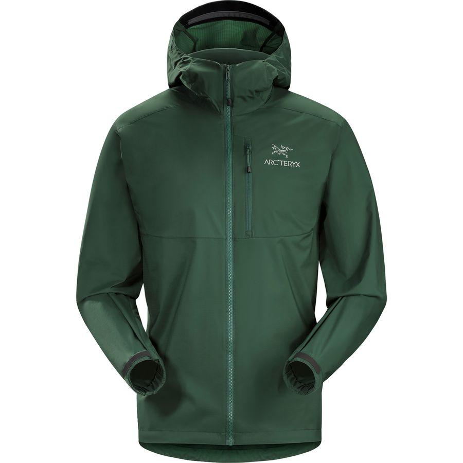 Squamish Hooded Jacket - Men's Arc'teryx