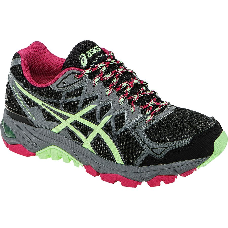 Asics Gel-FujiTrabuco 4 Neutral Trail Running Shoe - Womens