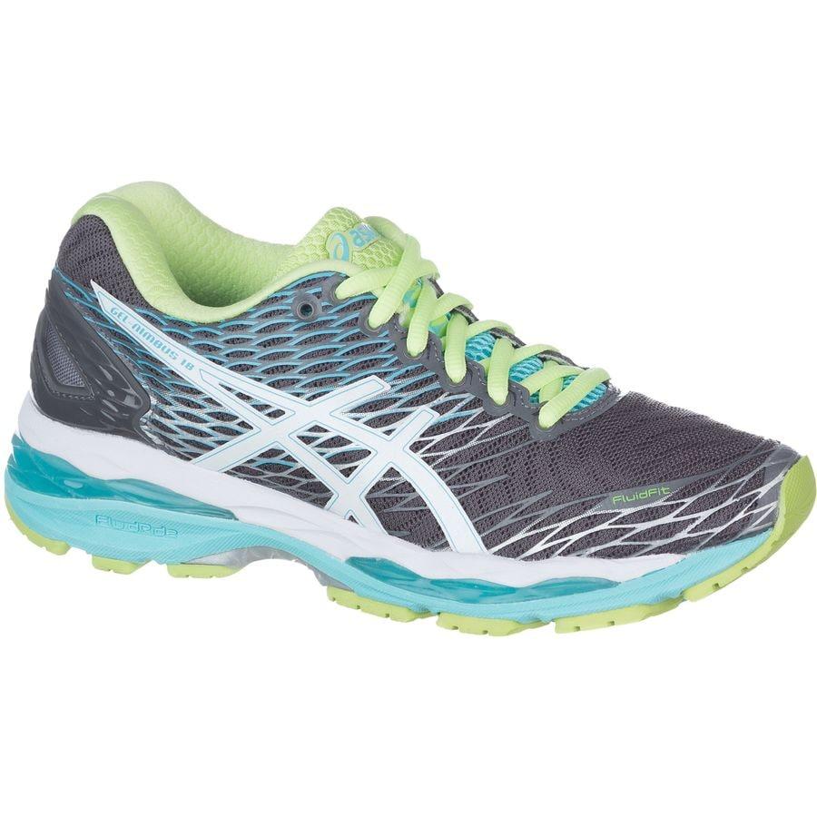 Asics Gel-Nimbus 18 Narrow Running Shoe - Womens