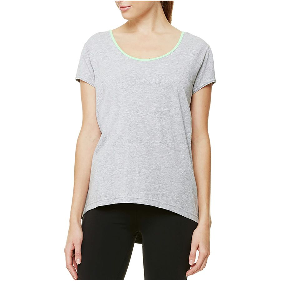 Alo yoga dune shirt short sleeve women 39 s up to 70 Yoga shirts with sleeves