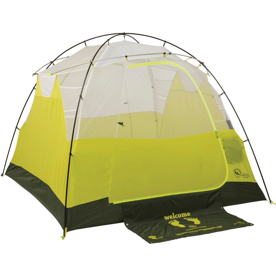Big Agnes Gilpin Falls Powerhouse 4 Mtnglo Tent 4 Person