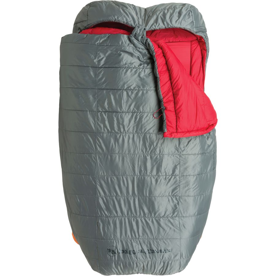 big agnes cabin creek double sleeping bag 15 degree