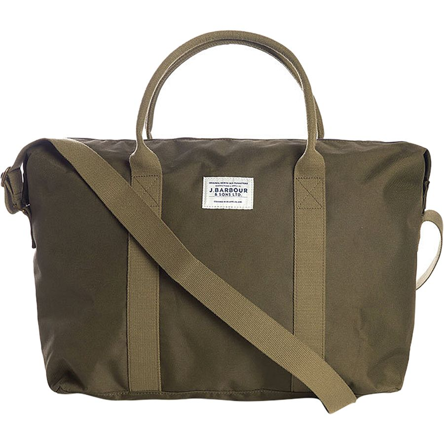 Barbour Skipper Holdall Bag