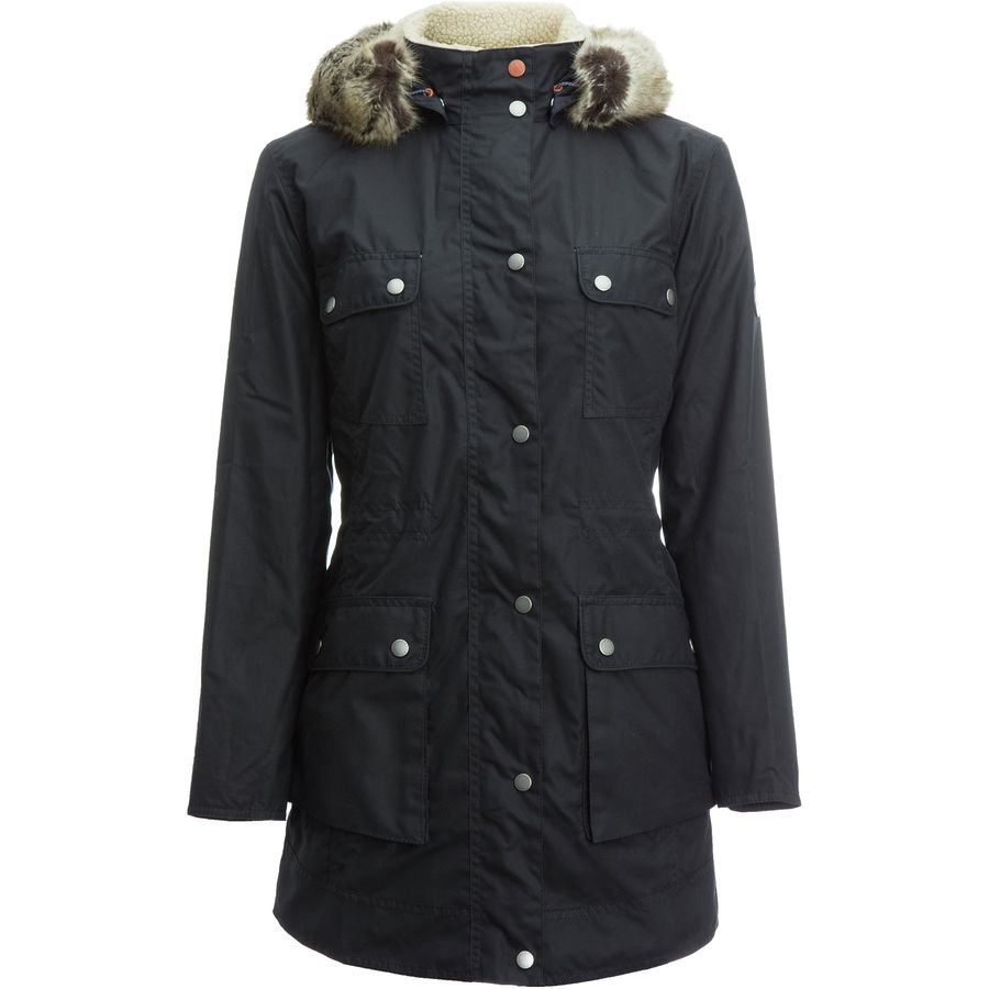 Barbour Carribena Wax Jacket - Women's