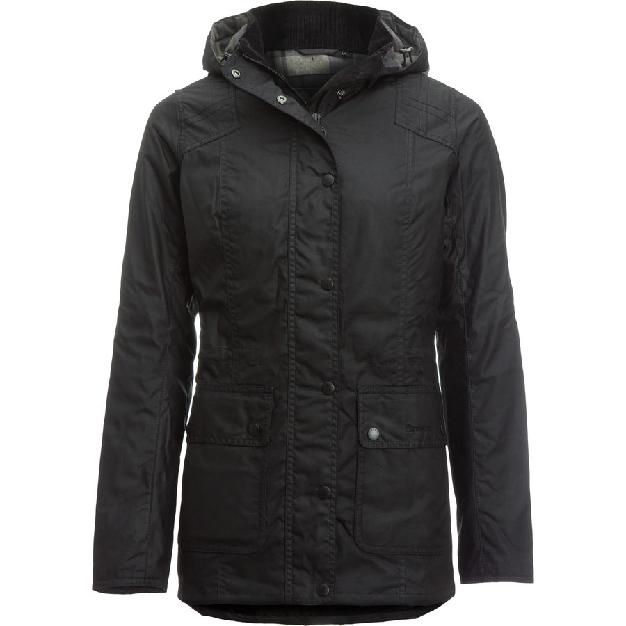 Barbour Orkney Wax Jacket - Women's