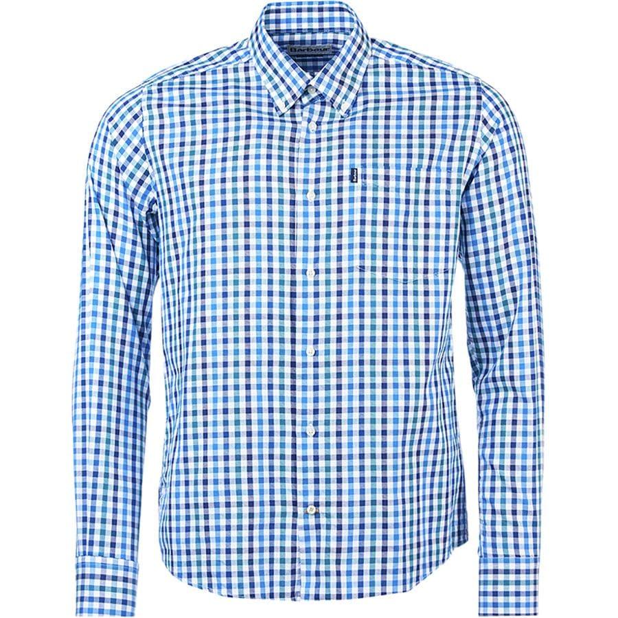 Barbour Bibury Tailored Shirt - Mens