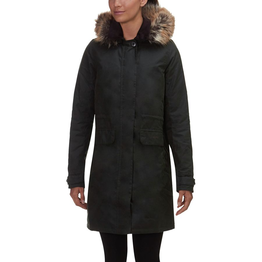 Galloway Wax Jacket   Women's by Barbour