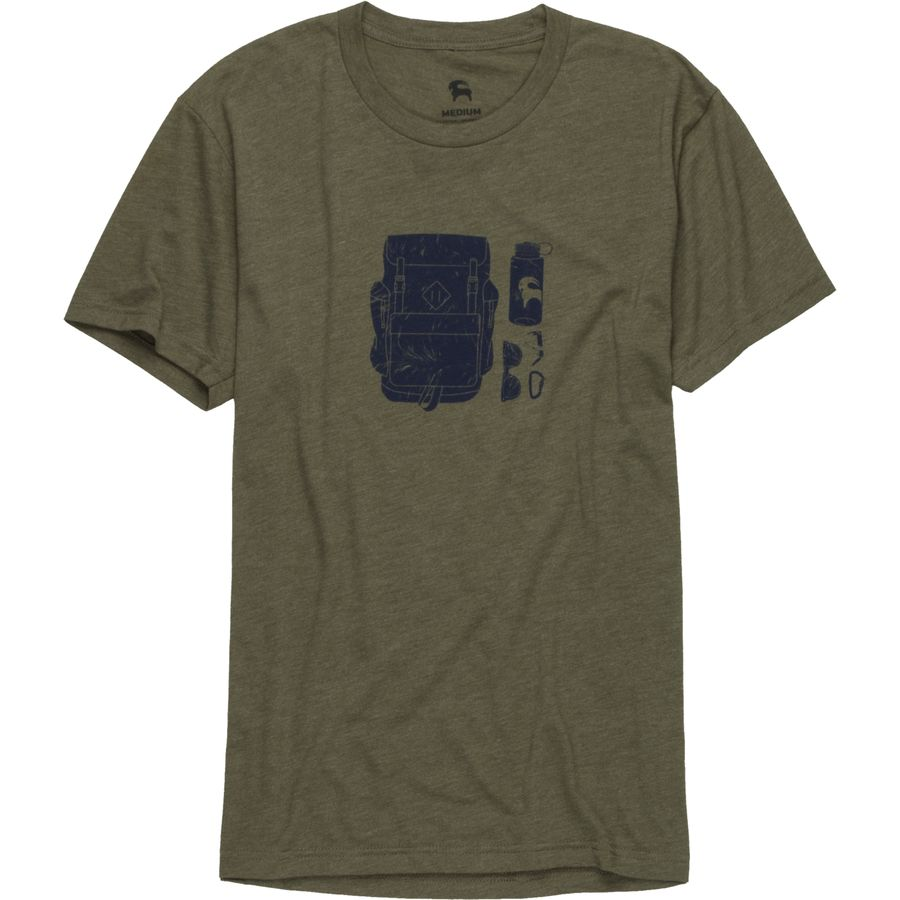 Backcountry Backcountry Artist T-Shirt - Michael Van Voorhis - Men's