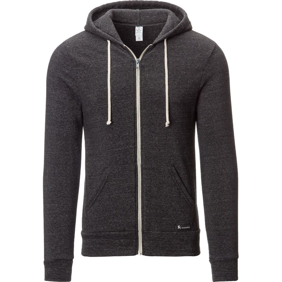 Backcountry Basic Full-Zip Hoodie - Mens