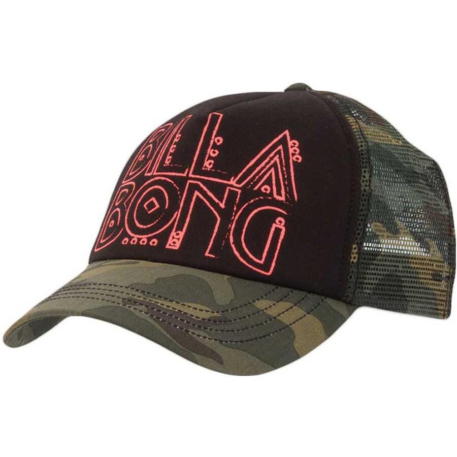 billabong i heard trucker hat s backcountry