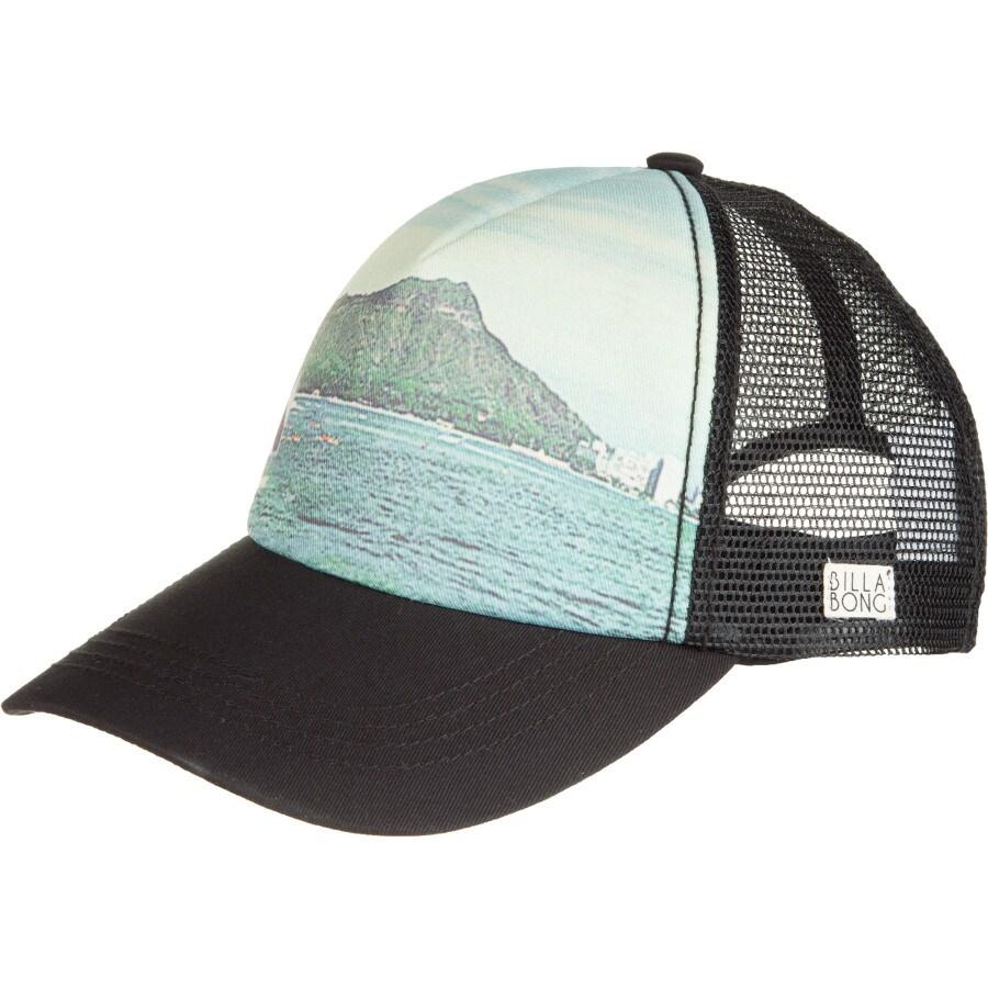 billabong surfin dreamz trucker hat s
