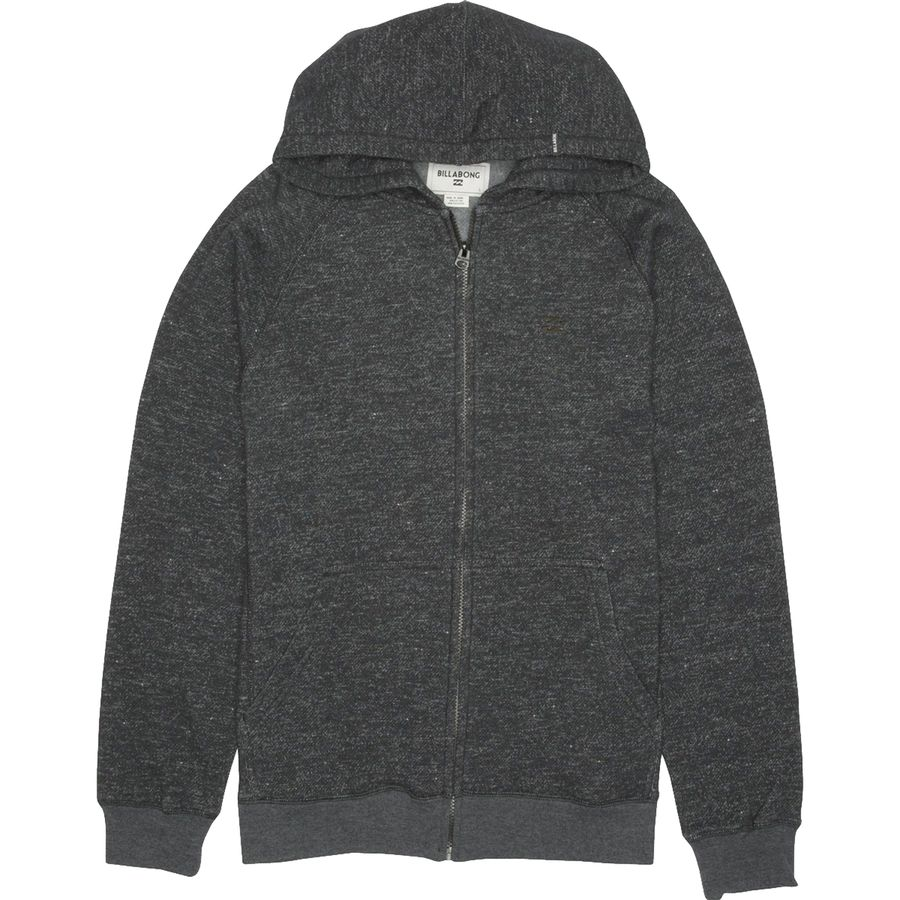 Billabong Balance Full-Zip Hoodie - Boys