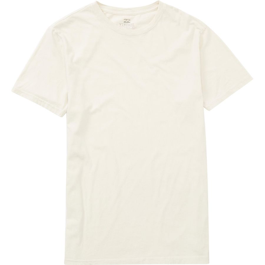 Billabong Essential Vintage T-Shirt - Short-Sleeve - Mens