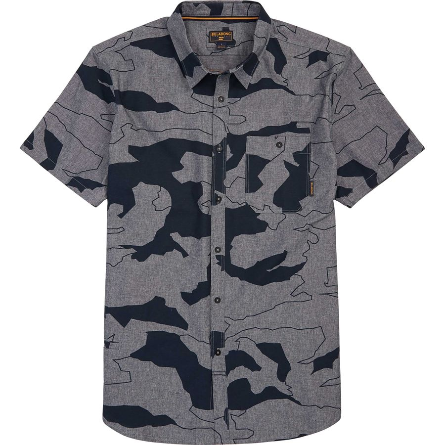 Billabong Admiral Shirt - Short-Sleeve - Mens